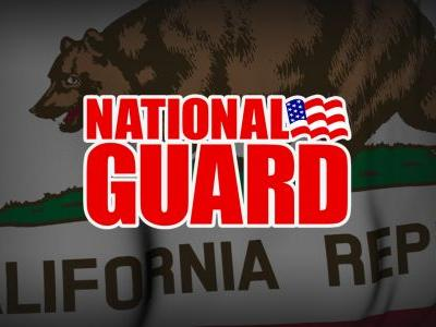 California rejects border duties for National Guard troops