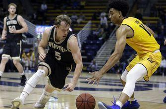 Lee shakes off slow start to lead Cal past Wofford 79-65