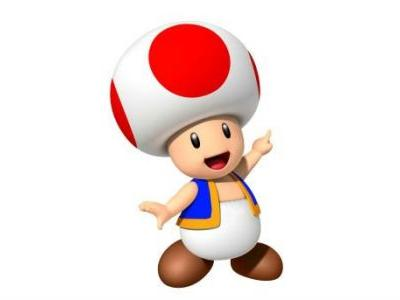 Is Toad's Mushroom A Hat Or His Head? This Video Attempts To Find Out