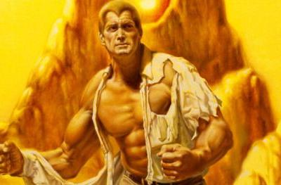 Doc Savage Movie Becomes a TV Show Instead, The Rock Probably