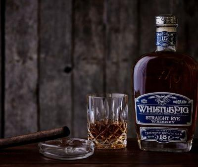 WhistlePig Whiskey on the World's Only 15 Year Aged Rye