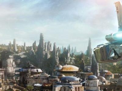 New 'Star Wars: Galaxy's Edge' Planet Batuu Revealed on Disneyland's Star Tours