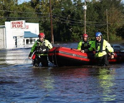 These Photos Of The Carolinas After Hurricane Florence Are Devastating
