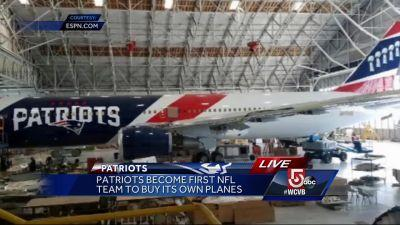Patriots new 'Air-Krafts' are a first in the NFL