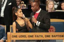 Bishop at Aretha Franklin's Funeral Jokingly Says He Thought Ariana Grande Was a Taco Bell Menu Item
