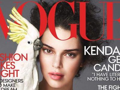 Must Read: Kendall Jenner and a Cockatoo Cover 'Vogue,' Which Brands Won Fashion Month on Instagram