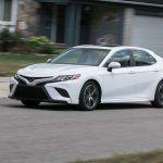 2018 Toyota Camry SE 2.5L - Instrumented Test