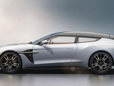 Here's More of the Gorgeous Aston Martin Vanquish Zagato Shooting Brake In Case You Forgot