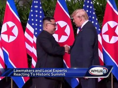 Lawmakers, local experts react to historic Trump/Kim summit