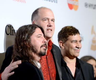 Krist Novoselic's Band Opens For Dave Grohl's Band In Seattle