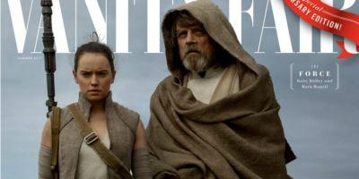 Star Wars 8's Heroes & Villains Grace the Cover of Vanity Fair
