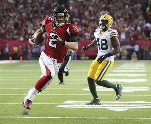 Ryan, Jones power Falcons to Super Bowl