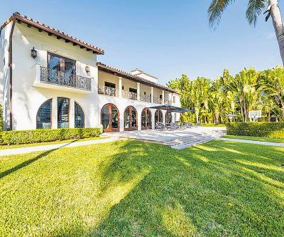 JFK's nephew Anthony Shriver cuts asking price of Miami home by $1 million