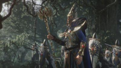 Total War: Warhammer 2 Hands On E3 Preview - Lizardmen Vs. High Elves