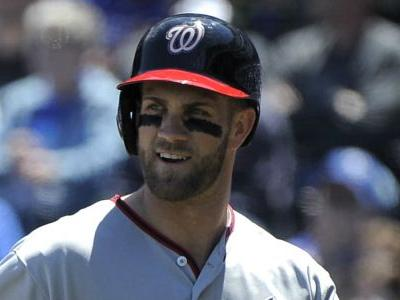 Bryce Harper refuses to talk free agency, says he's focused on this season