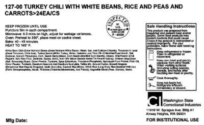 Almost 160 tons of institutional meals recalled for bad water