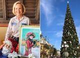 "How Disneyland Is Decorated ""Overnight"" and More Secrets From Disney's Holiday Decorator"