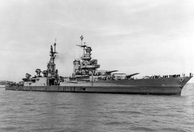 US military ship missing for 72 years found 18,000 feet underwater
