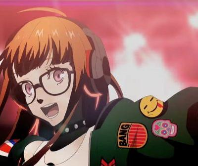 Start the weekend with Futaba and Fuuka in new Persona Dancing trailers
