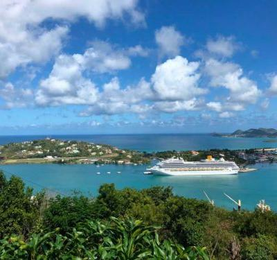 Cruise ship reportedly quarantined in St. Lucia over measles concerns