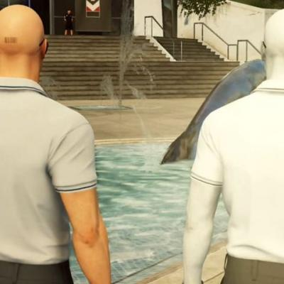 Hitman 2 Full Match Of Head To Head Ghost Mode Gameplay