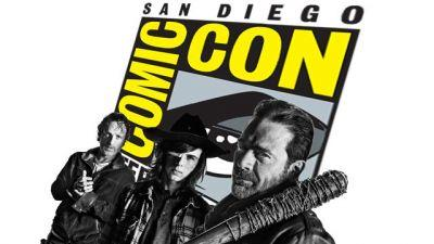 Live Blog: Try and Survive The Walking Dead Comic-Con Panel!