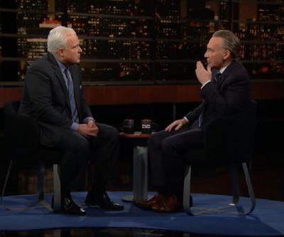 Bill Maher Grills CPAC Chairman Matt Schlapp On His Unwavering Trump Loyalty On HBO's 'Real Time'