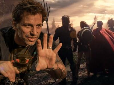 Justice League Fans Urge Warner Bros.' New CEO to ReleaseTheSnyderCut