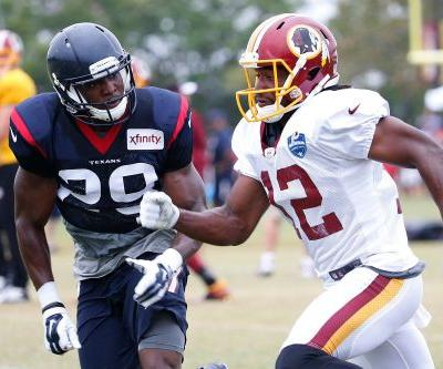 Houston Texans safety Andre Hal diagnosedwith Hodgkin's Lymphoma