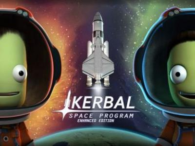 Kerbal Space Program: Enhanced Edition Launching on PS4 This January