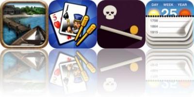 Today's Apps Gone Free: Micron, The Lost Treasure, Cribbage and More