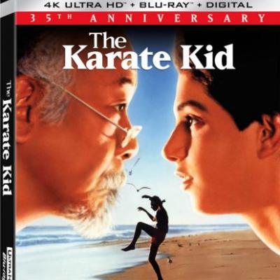 Original 'The Karate Kid' 4K Blu-ray Coming for 35th Anniversary