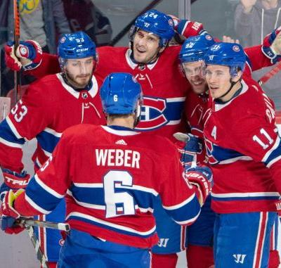 Niemi makes 52 saves, Canadiens stop Panthers 5-1