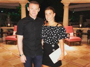 Coleen Rooney Reveals She's Pregnant With Her Fourth Child