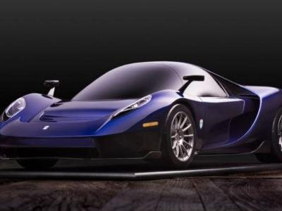 The Gloriously Analogue SCG 004S Is A Left-Field Swipe At Ferrari And McLaren