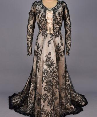 Evening Dress1898Whitaker Auctions