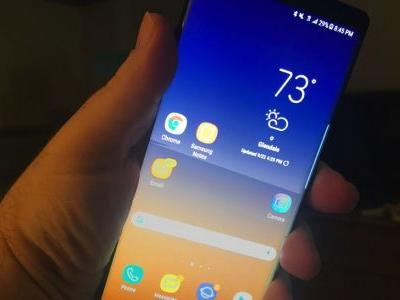 Samsung Galaxy Note 8: Design, Screen, And Performance
