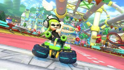 Mario Kart 8 Deluxe update patches out Inkling Girl's victory gesture deemed offensive in some countries