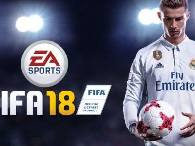 FIFA 18 on Switch Outsold the PS4 Version in Japan