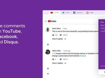 Jigsaw's new Chrome extension will 'Tune' out toxic YouTube, Twitter, Facebook, Disqus comments