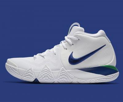 Nike's Kyrie 4 Welcomes a Clean New Colorway This Month