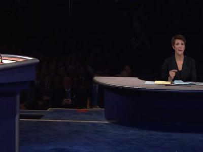 The New York Times Has Made it Impossible for Rachel Maddow to Be a Presidential Debate Moderator