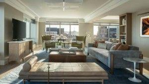 $20 Million Dollar Renovation Complete at Four Seasons Hotel San Francisco