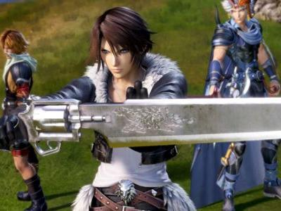 Exciting Trailer Shows Off the Dissidia Final Fantasy NT Roster