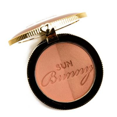 Too Faced Sun Bunny Radiant Bronzer Duo Review & Swatches