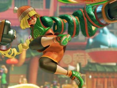 Min Min takes the crown in the last ever ARMS Crash Party Bash