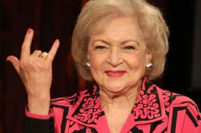The top five reasons to love Betty White