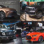 The 12 Must-See Highlights from the 2018 Detroit Auto Show