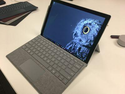 Microsoft explains how the new Surface Pro will compete with Apple - and why it's not calling it a tablet anymore