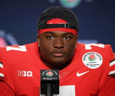 Dwayne Haskins unbothered by 'crazy' NFL Draft rumors